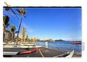 Waikiki Hawaii Carry-all Pouch