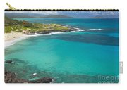 Waimanalo Coast Carry-all Pouch