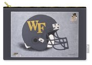 Wake Forest T-shirt Carry-all Pouch