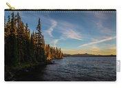 Waldo Lake Carry-all Pouch