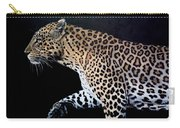 Walking Leopard Carry-all Pouch
