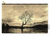 Wanaka Tree - New Zealand Carry-all Pouch
