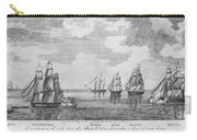War Of 1812: Sea Battle Carry-all Pouch