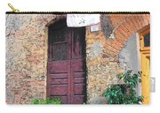 Washing Day Tuscany Carry-all Pouch