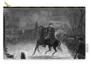 Washington At The Battle Of Trenton Carry-all Pouch