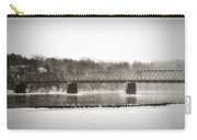 Washingtons Crossing Bridge Carry-all Pouch