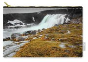 Waterfalls Of Iceland Carry-all Pouch