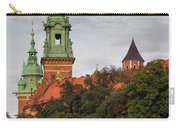 Wawel Royal Castle In Krakow Carry-all Pouch