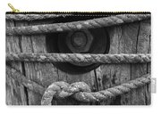 Weathered Rope Carry-all Pouch