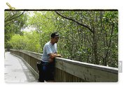 Weedon Island Boardwalk  Carry-all Pouch