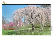 Weeping Cherry Tree Carry-all Pouch