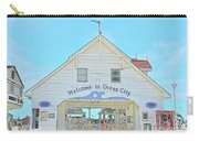 Welcome To Ocean City Carry-all Pouch