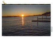 West Seattle Sunrise Carry-all Pouch