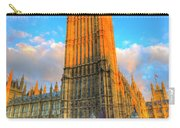 Westminster Bridge And Taxi Carry-all Pouch