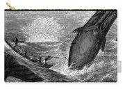 Whaling, 19th Century Carry-all Pouch by Granger