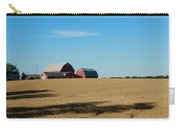 Farm Fields In Summer Carry-all Pouch
