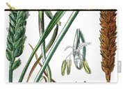 Wheat, Triticum Vulgare Carry-all Pouch