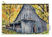 Where I Want To Be By Prankearts Fine Art Carry-all Pouch