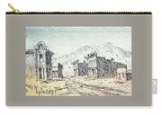 White Oaks Ghost Town New Mexico Carry-all Pouch