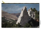 White Rock, Garden Of The Gods Carry-all Pouch