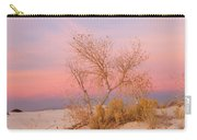 White Sands Sunset 1 Carry-all Pouch