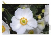 White Wonder Carry-all Pouch