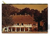 Whitney Plantation In Wallace Louisiana Carry-all Pouch