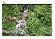 Whooo Goes There Carry-all Pouch