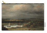 Wide River Landscape Carry-all Pouch