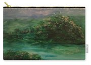 Wild Rose Bushes Carry-all Pouch