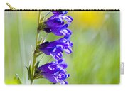 Wildflowers And Pikes Peak In The Pike National Forest Carry-all Pouch