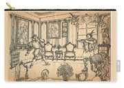 William Tell And Leopold I Carry-all Pouch