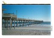 Willmington Nc Pier Carry-all Pouch