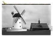 Windmill At Lytham St. Annes - England Carry-all Pouch