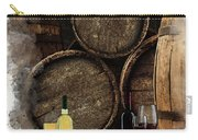 Wine For Life Carry-all Pouch