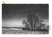 Winter Fields Carry-all Pouch