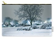 Winter Carry-all Pouch by Svetlana Sewell