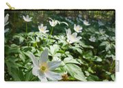 Wood Anemones Carry-all Pouch