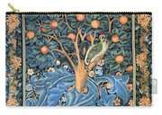 Woodpecker Tapestry Carry-all Pouch