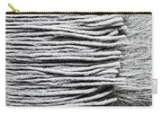 Wool Scarf Carry-all Pouch