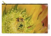 Working Bee Carry-all Pouch by Allen Sheffield