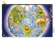World Economy Carry-all Pouch