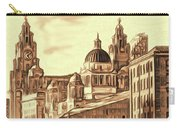 World Famous Three Graces Carry-all Pouch