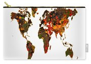 World Map 2b Carry-all Pouch