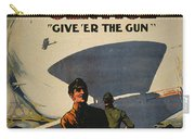World War I: Air Service Carry-all Pouch by Granger