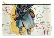 World War I: French Poster Carry-all Pouch