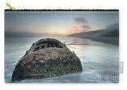 Wreck Of Laura - Filey Bay - North Yorkshire Carry-all Pouch