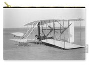 Wright Brothers Glider Carry-all Pouch