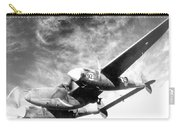 Wwii, Lockheed P-38 Lightning, 1940s Carry-all Pouch