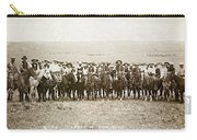 Wyoming: Cowboys, C1883 Carry-all Pouch